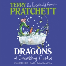 Dragons at Crumbling Castle, CD-Audio Book