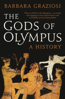 The Gods of Olympus: a History, Paperback Book