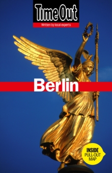 Time Out Berlin City Guide, Paperback Book