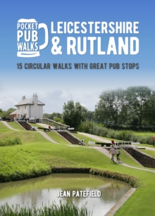 Pocket Pub Walks Leicestershire & Rutland, Paperback Book