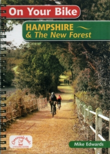 On Your Bike Hampshire & the New Forest, Spiral bound Book