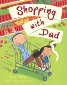 Shopping with Dad, Paperback Book