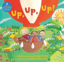 Up, Up, Up!, Mixed media product Book