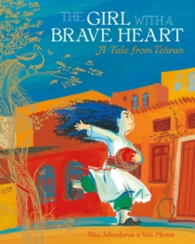 The Girl with a Brave Heart, Paperback Book