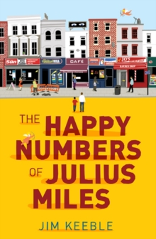 The Happy Numbers of Julius Miles, Paperback Book