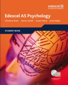 Edexcel AS Psychology : Student Book + Activebook, Mixed media product Book