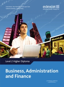 Higher Diploma in Business Administration and Finance : Student Book, Paperback Book