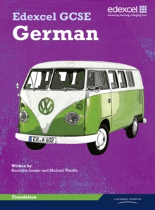 Edexcel GCSE German Foundation Student Book, Paperback Book