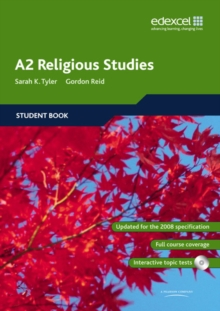 Edexcel A2 Religious Studies Student Book, Mixed media product Book