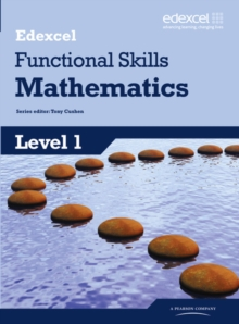 Edexcel Functional Skills Mathematics Level 1 Student Book : Level 1, Paperback Book