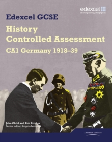 Edexcel GCSE History : CA1 Germany 1918-39 Controlled Assessment Student Book, Paperback Book