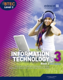 BTEC Level 3 National IT Student Book 2 : 2, Paperback Book