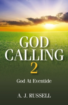 God Calling 2 : God at Eventide, Hardback Book