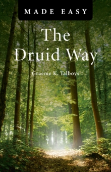 The Druid Way Made Easy, Paperback Book