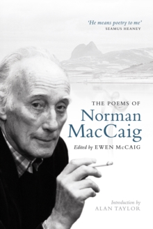 The Poems of Norman MacCaig, Paperback Book