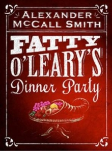 Fatty O'Leary's Dinner Party, Hardback Book