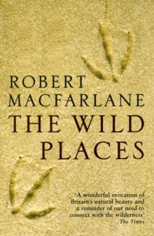 Wild Places, Paperback Book