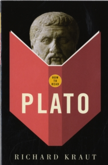 How to Read Plato, Paperback Book