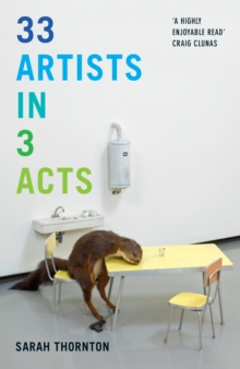 33 Artists in 3 Acts, Paperback Book