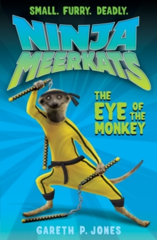 The Eye of the Monkey, Paperback Book