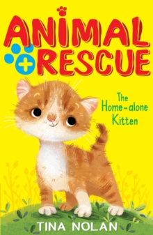 The Home-Alone Kitten, Paperback Book