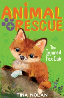 The Injured Fox Cub, Paperback Book
