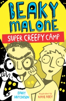 Super Creepy Camp, Paperback Book