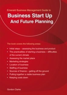Business Start Up and Future Planning, Paperback Book