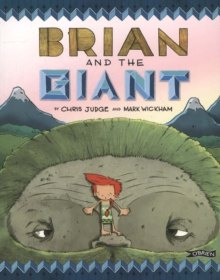 Brian and the Giant, Paperback Book