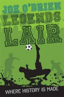 Legends' Lair, Paperback Book