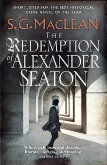 The Redemption of Alexander Seaton, Paperback Book