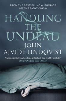 Handling the Undead, Paperback Book