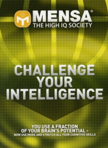 """Mensa"" - Challenge Your Intelligence, Paperback Book"