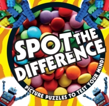 Puzzle Pix : Can You Spot the Difference?, Hardback Book