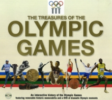 The Treasures of the Olympic Games, Mixed media product Book