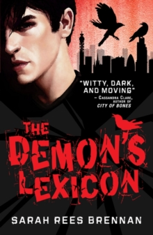 The Demon's Lexicon, Paperback Book