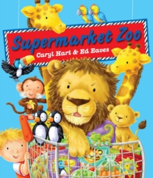 Supermarket Zoo, Paperback Book