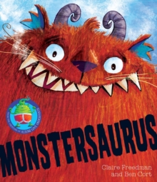 Monstersaurus!, Paperback Book