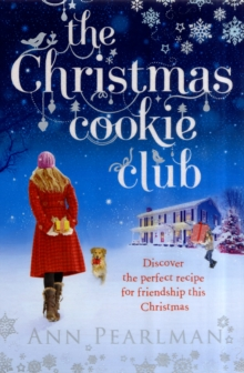 The Christmas Cookie Club, Paperback Book