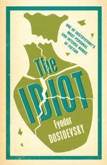 The Idiot, Paperback Book