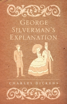 George Silverman's Explanation, Paperback Book
