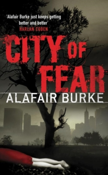 City Of Fear, Paperback Book