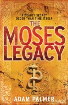 The Moses Legacy, Paperback Book