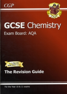 GCSE Chemistry AQA Revision Guide (with Online Edition) (A*-G Course), Paperback Book