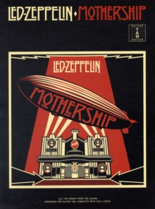 Led Zeppelin : Mothership (Tab), Paperback Book