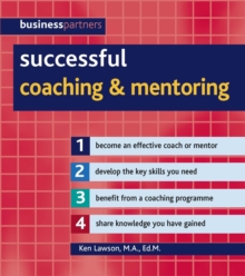 Successful Coaching and Mentoring, Paperback Book