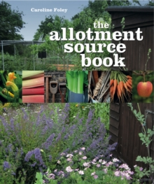 The Allotment Source Book, Hardback Book