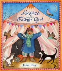 Ahmed and the Feather Girl, Paperback Book