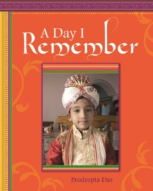 A Day I Remember, Hardback Book