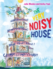 The  Very Noisy House, Paperback Book